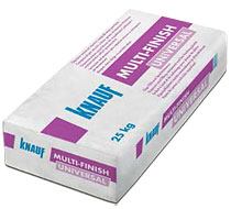 KNAUF MULTI-FINISH UNIVERSAL