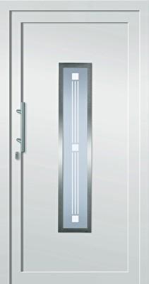 Holz Possling Preisliste Haustur Kunststoff A 731 Weiss