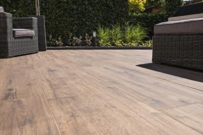 Holz Possling Preisliste Terrassenelement Woodlook Mahony