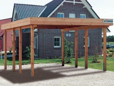 Holz possling online preisliste carport douglasie for Carport preisliste